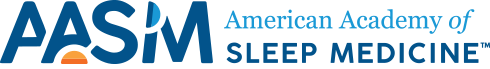American Academy of Sleep Medicine – Association for Sleep Clinicians and Researchers Logo